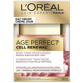 L'Oreal Age Perfect Cell Renewal Rosy Tone Moisturizer - 50ml
