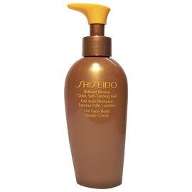 Shiseido Brilliant Bronze Quick Self-Tanning Gel - 150ml