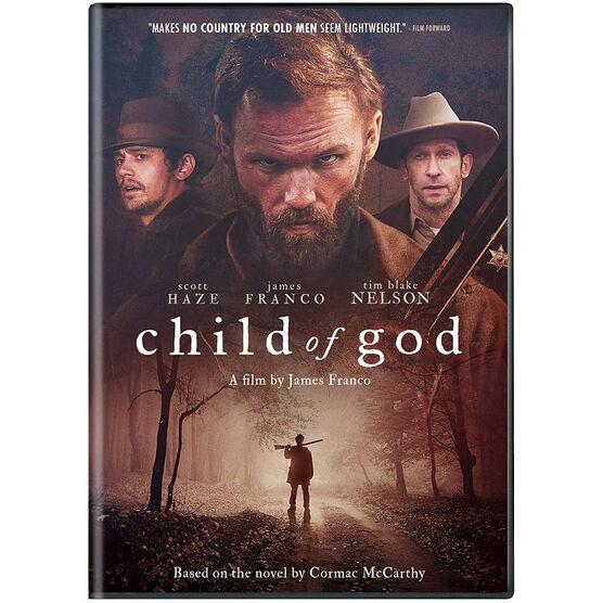 Child Of God - DVD