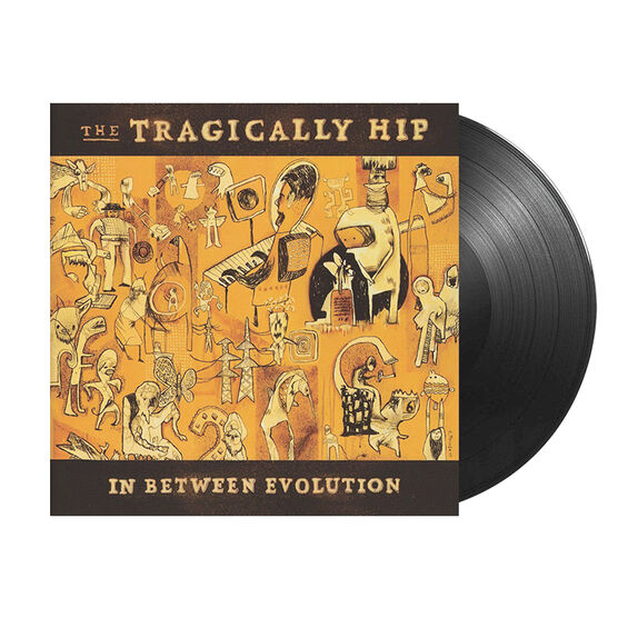 The Tragically Hip - In Between Evolution - Vinyl