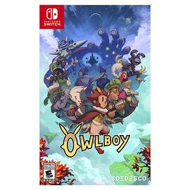 PRE ORDER: Nintendo Switch Owlboy