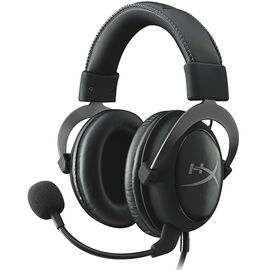 Kingston HyperX Cloud II Headset - Gun Metal - KHX-HSCP-GM