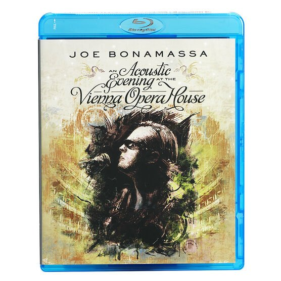 Joe Bonamassa - An Acoustic Evening At The Vienna Opera House - Blu-ray