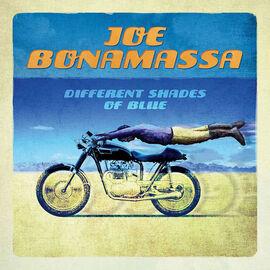 Joe Bonamassa - Different Shades of Blue - 2 LP Vinyl