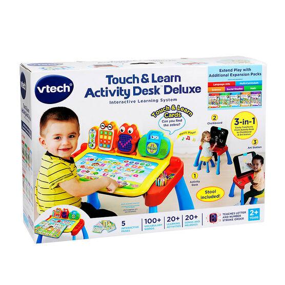 Vtech Activity Deluxe Desk - Assorted