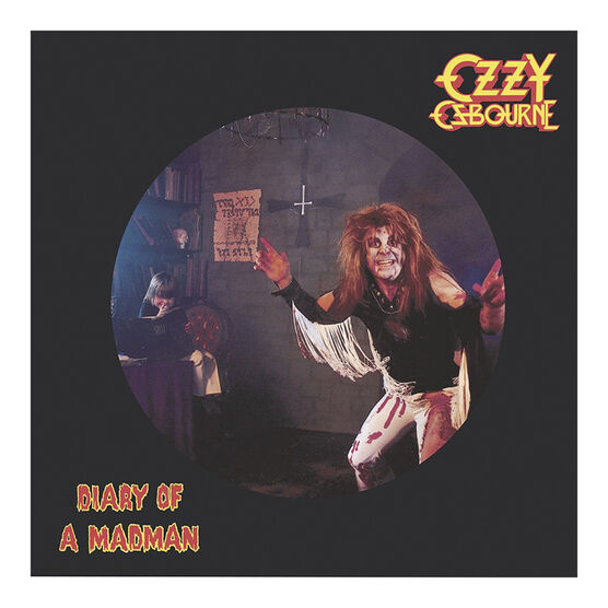 Ozzy Osbourne - Diary of a Madman (Restored and Remastered) - Vinyl