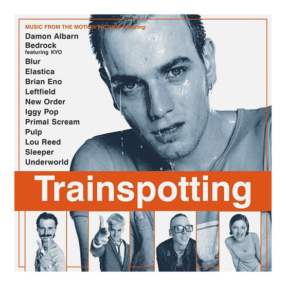 Soundtrack - Trainspotting Original Sound Track - 180g Vinyl