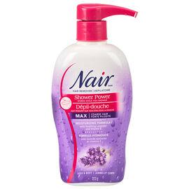 Nair Shower Power Max Hair Removal Cream - 312g