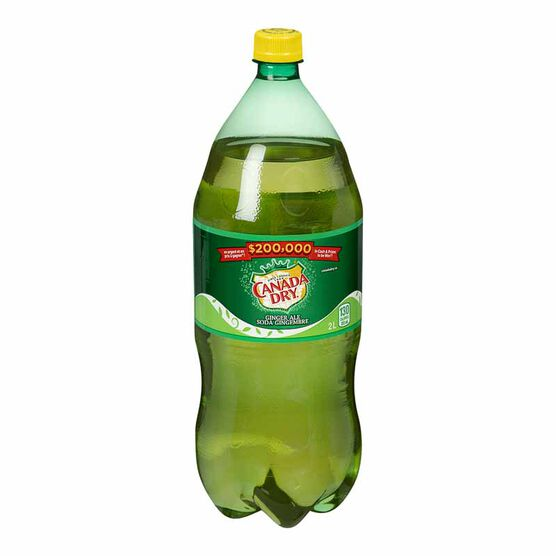 Canada Dry Ginger Ale - 2L