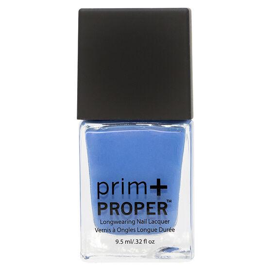 Prim + Proper Nail Lacquer - Mountain Bluebells
