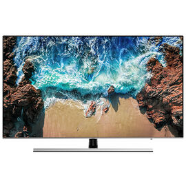 Samsung 75-in 4K UHD Smart TV - UN75NU8000FXZC - Open Box or Display Models Only