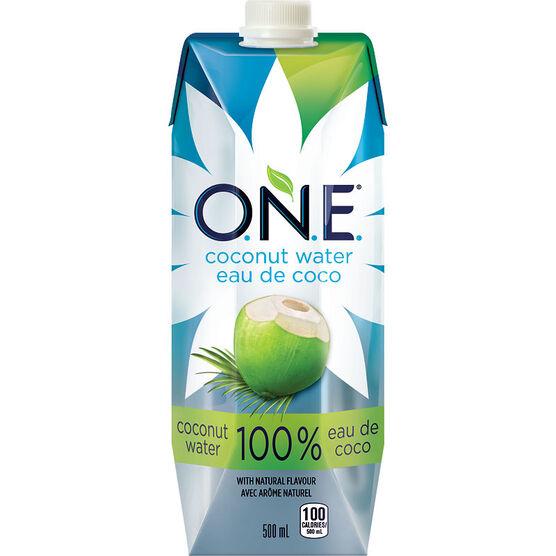 O.N.E Coconut Water - Original - 500ml