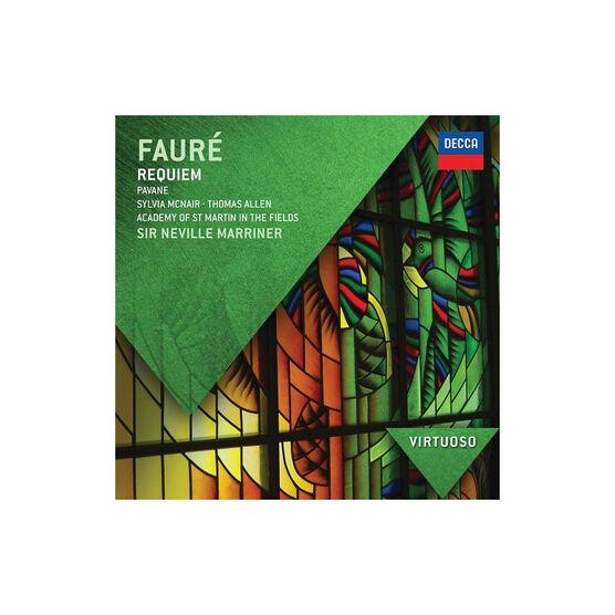 Various Artists - Academy St Mart / Faure: Requiem - CD
