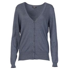 Lava Button Down Sweater - Ash - Assorted