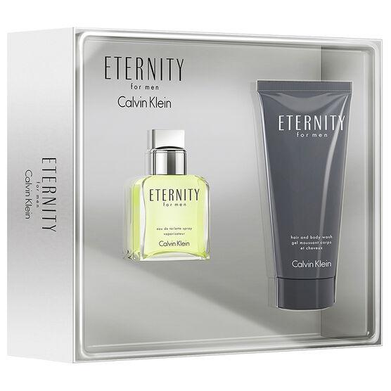 Calvin Klein Eternity for Men Set - 2 piece