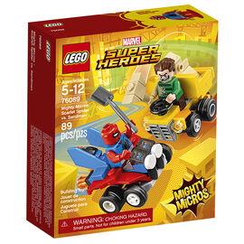 LEGO® Marvel Super Heroes - Mighty Micros Scarlet Spider vs. Sandman