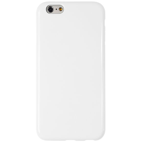 Logiix Gelly Shell for iPhone 6 - White - LGX10994