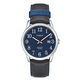 Timex Men's Full Easy Reader Watch - Blue - TW2R62400GP