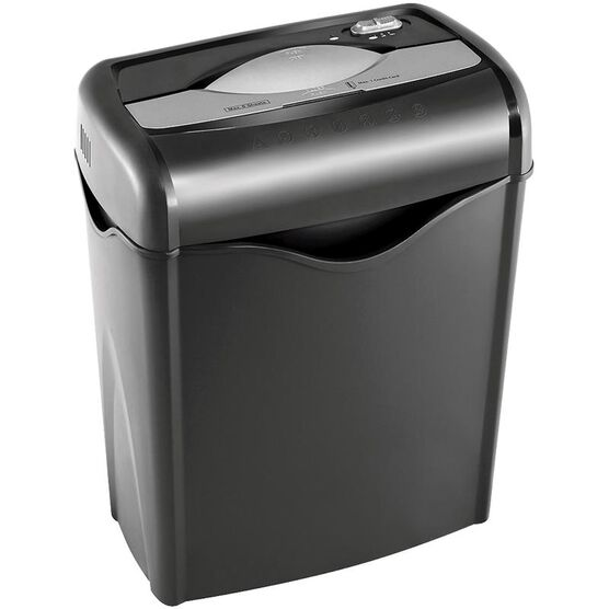 Certified Data Crosscut Paper Shredder - 6 Sheet - AU670XA