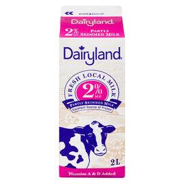 Dairyland 2% Milk - 2L