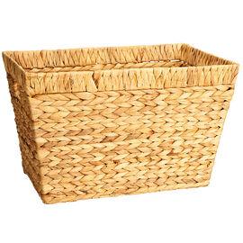 London Drugs Water Hyacinth Rectangular Basket
