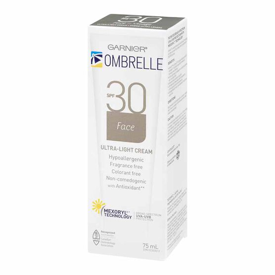 Ombrelle Face Sunscreen - SPF 30 - 75ml