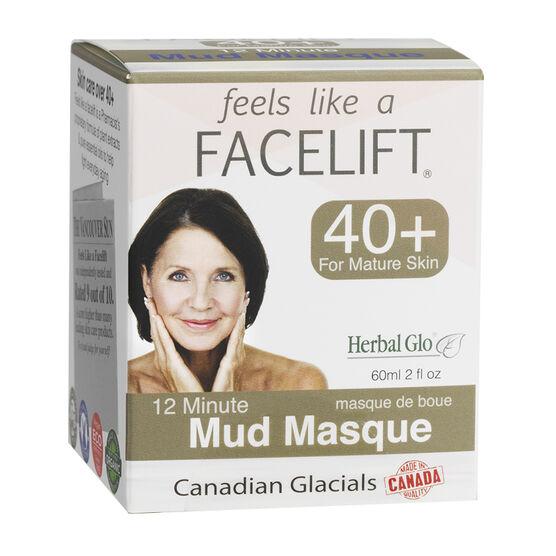 Feels Like a Facelift 40+ Mud Masque - 12 Minute - 60ml