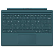 Microsoft Surface Pro 4 Type Cover - Teal - QC7-00006