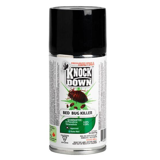 Knock Down Travel Bed Bug Killer - 96.3ml
