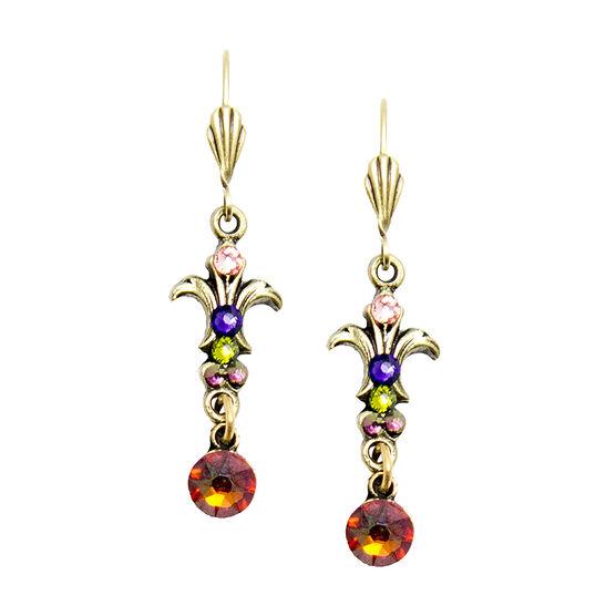 Anne Koplik Fleur de Lis Earrings