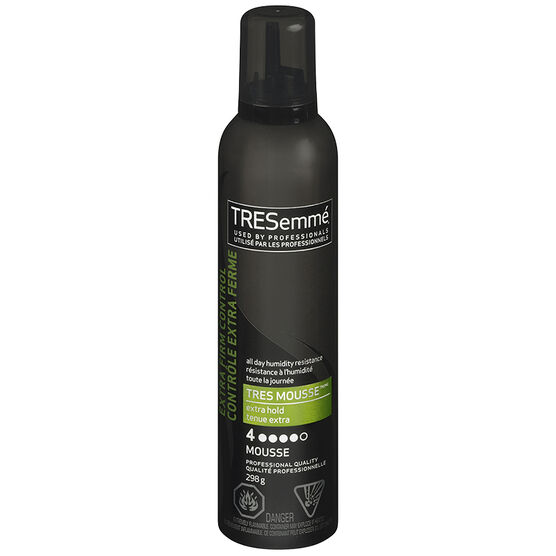 Tresemme Tres Mousse - Extra Firm Control - 298g