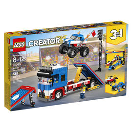 LEGO® Creator 3-in-1 - Mobile Stunt Show