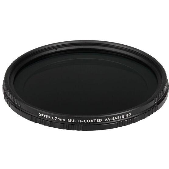 Optex Variable Neutral Density Filter - 67mm - 67MCVND