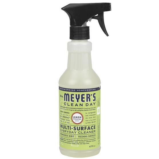 Mrs. Meyer's Multi Surface Cleaner - Lemon Verbena - 473ml