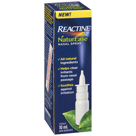 Reactine NaturEase Nasal Spray - 10ml