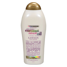 OGX Extra Creamy Miracle Oil Lotion - 577ml