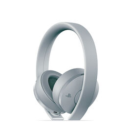 PS4 Gold Wireless Headset - White - 3003340
