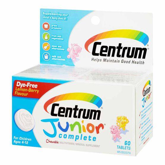 Centrum Junior Complete - 60's