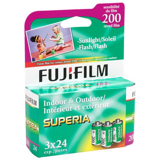 Fuji 200 CA 135-24 - 3 pack