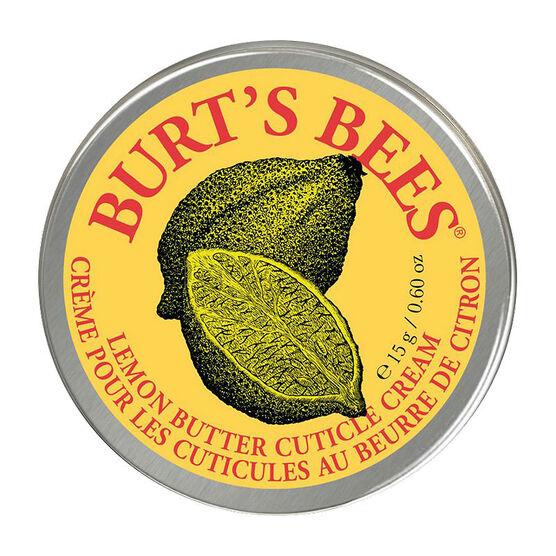 Burt's Bees Lemon Butter Cuticle Creme - 17g