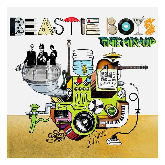 Beastie Boys - Mix-Up - Vinyl
