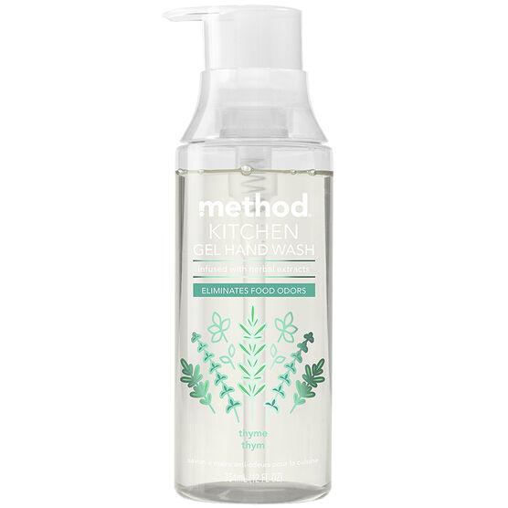 Method Kitchen Gel Hand Wash - Thyme - 354ml