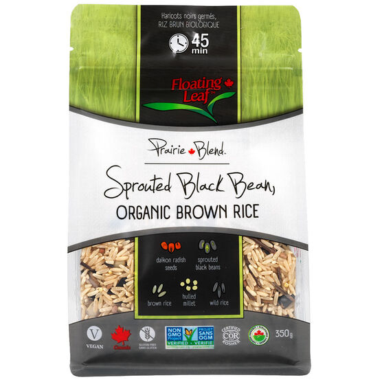 Floating Leaf Brown Rice - 350g