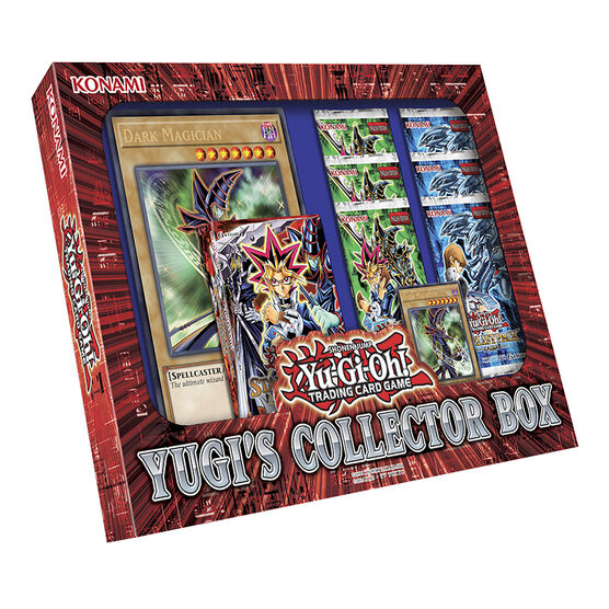 Yu Gi Oh Collector Box - Assorted