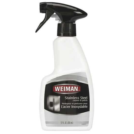 Weiman Stainless Steel Trigger - 355ml