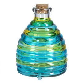 Two-Tone Glass Wasp Trap - Assorted
