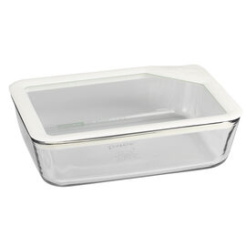 Pyrex Ultimate Rectangle - White - 6 cups
