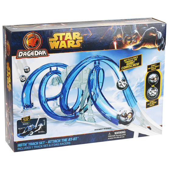 Star Wars Track Set
