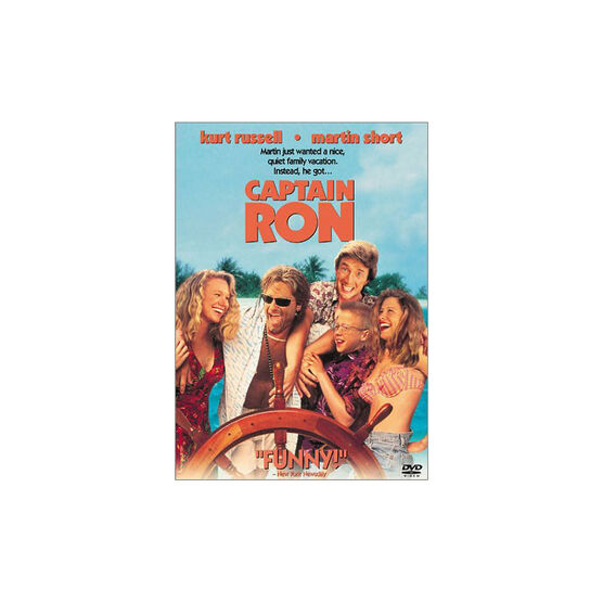 Captain Ron - DVD