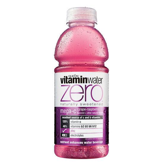 Glaceau Vitamin Water Zero - Mega C - 591ml